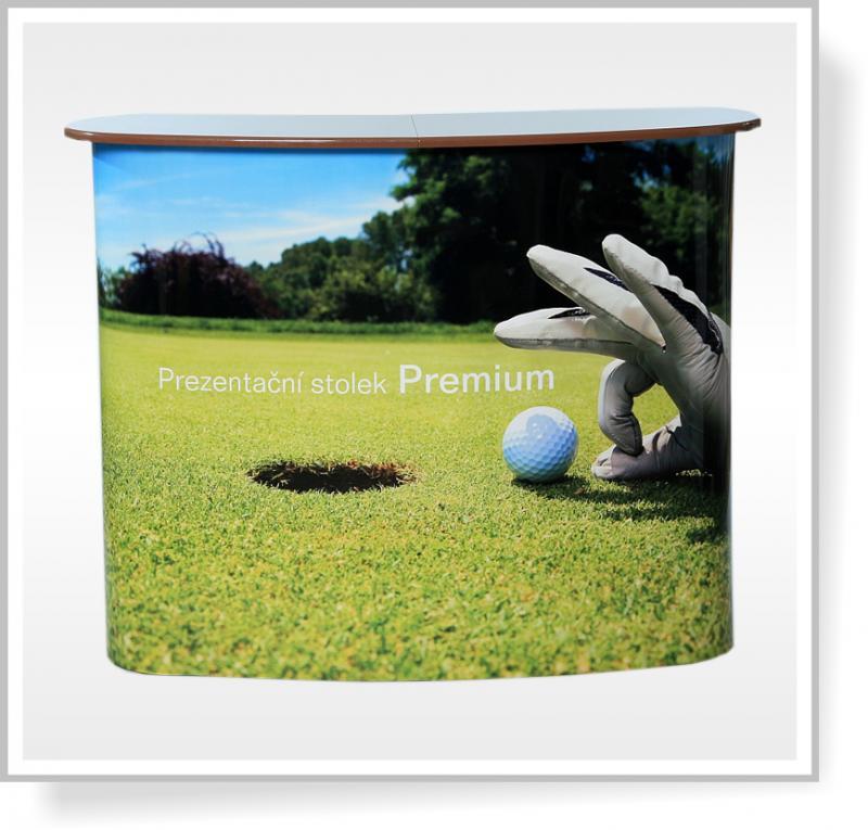Prezentační stolek Premium