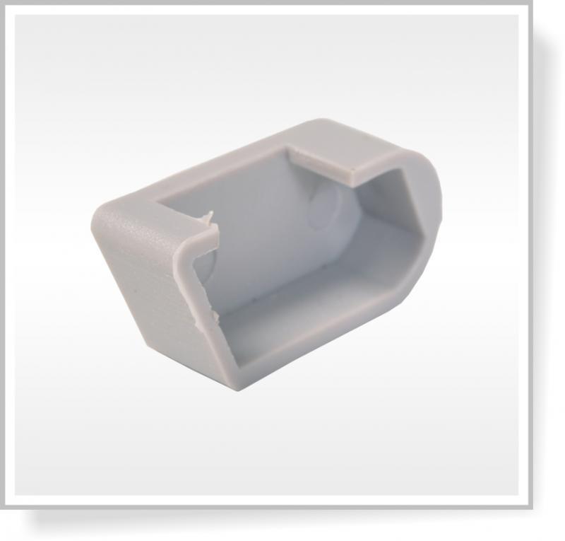 Náhradní boční krytka pro horní profil Roll Up Basicu