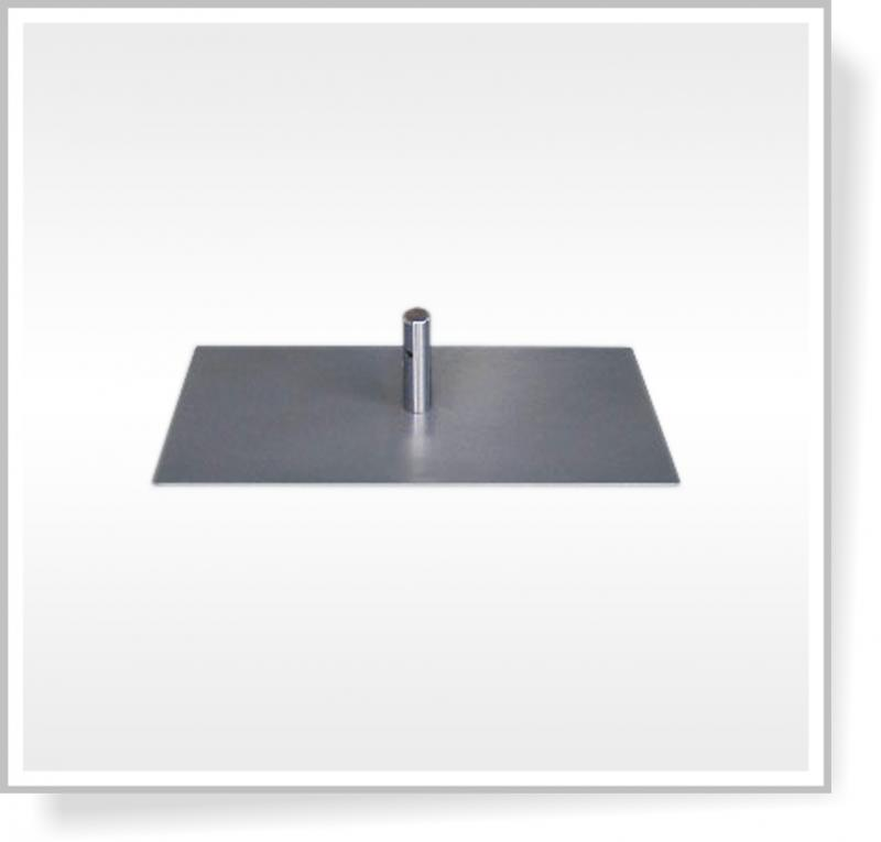 Deska 18 x 30 cm bez rotátoru, 2,6 Kg
