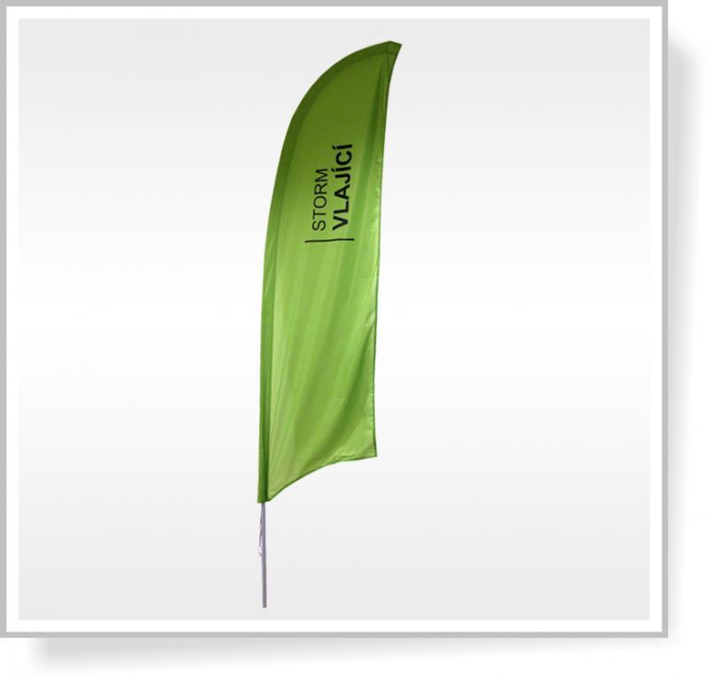 Pruty Vlajka Storm 100 - Basic - VLAJÍCÍ