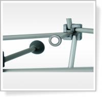 Detail magnetické konstrukce - snadná instalace