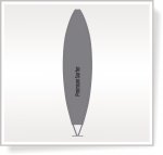 Pruty Vlajka Premium Surfer